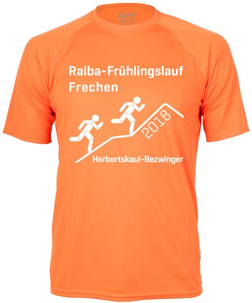 Frühlingslauf-Shirt 2018